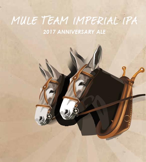 Mule Team Imperial IPA