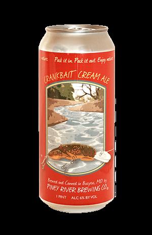 Crankbait Cream Ale