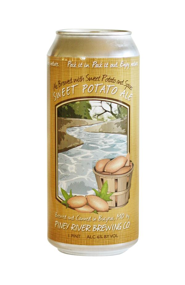 Sweet Potato Ale